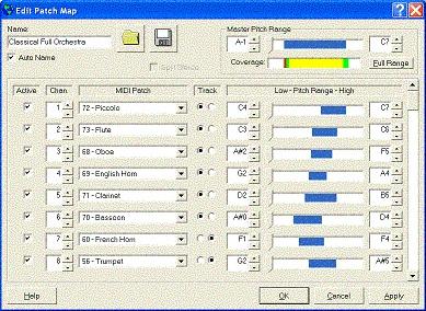 intelliscore polyphonic wav to midi converter 7.3